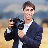 Portrait of a photographer (avatar) Алексей Захаров (Aleksey Zakharov )