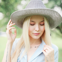 Portrait of a photographer (avatar) Mia Linnik
