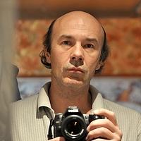Portrait of a photographer (avatar) aleksei