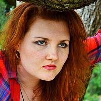 Portrait of a photographer (avatar) Анастасия Сак (Anastasiia Sak)