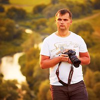 Portrait of a photographer (avatar) Vitalii (Vitali Bolucevschi)