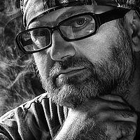Portrait of a photographer (avatar) Александр (Руппель) Горшков (Alexander Ruppel)