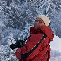 Portrait of a photographer (avatar) Виктор Новокрещенов