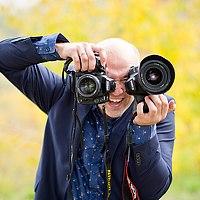 Portrait of a photographer (avatar) MOISEEV DMITRIY
