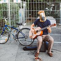 Portrait of a photographer (avatar) Alan Nart.
