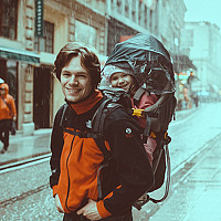 Portrait of a photographer (avatar) Михаил Самарин