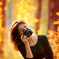 Portrait of a photographer (avatar) Гимаева Ольга (Olga Gimaeva)