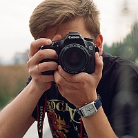 Portrait of a photographer (avatar) Иван (Ivan Bekhman)