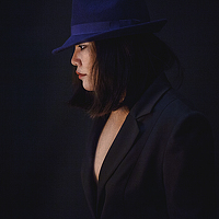 Portrait of a photographer (avatar) Аза Щербакова (Aza)