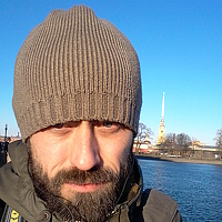 Portrait of a photographer (avatar) Дмитрий Филимонов