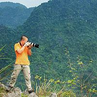 Portrait of a photographer (avatar) Trần Tiến Trung