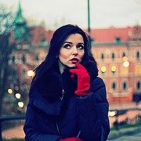 Portrait of a photographer (avatar) Maryna