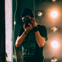 Portrait of a photographer (avatar) Kirill (Gudkov)
