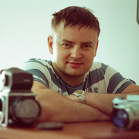 Portrait of a photographer (avatar) Алексей Зиновьев (Alexey Zinovyev)