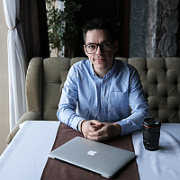 Portrait of a photographer (avatar) Александр Маерс (Aleksandr Maers)