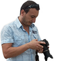 Portrait of a photographer (avatar) Nikola Spasov