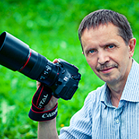 Portrait of a photographer (avatar) Бочкарев Валерий (Valeriy Bochkarev)