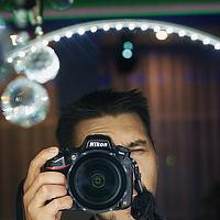Portrait of a photographer (avatar) Паршунас Антон (Anton Parshunas)