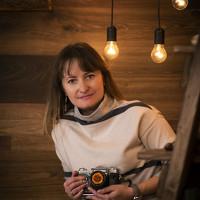 Portrait of a photographer (avatar) Kovalchuk Yulia (Yulia Kovalchuk)
