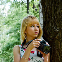 Portrait of a photographer (avatar) Баева Валерия (Valeriya Baeva)