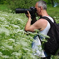 Portrait of a photographer (avatar) Agris Prieditis