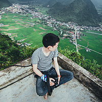 Portrait of a photographer (avatar) Hoàng Thuyên