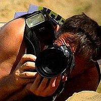Portrait of a photographer (avatar) Sven Rok