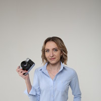 Portrait of a photographer (avatar) Настя Рост (Nastya Rost)