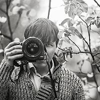 Portrait of a photographer (avatar)  Ренат (Renat Khismatulin)