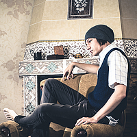 Portrait of a photographer (avatar) Алексей Дележе (Alex Delege)
