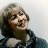 Portrait of a photographer (avatar)  Marina