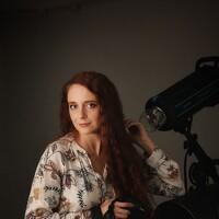 Portrait of a photographer (avatar) Илона