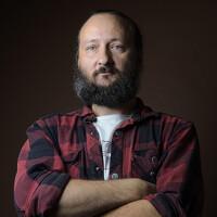 Portrait of a photographer (avatar) Максим Михайлов
