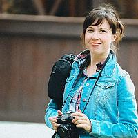 Portrait of a photographer (avatar) Алена Степанова (Alena Stepanova)