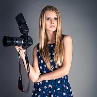 Portrait of a photographer (avatar) Анастасия Фоменко (Anastasi Fomenko)