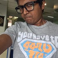 Portrait of a photographer (avatar) Arjit Chowdhury