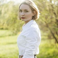 Portrait of a photographer (avatar) Анна Рогожина (Anna Rogozhina)