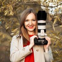 Portrait of a photographer (avatar) Бородулина Мария (Maria Borodulina)