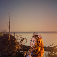 Portrait of a photographer (avatar) Анастасия (Anastasia Davlyatshina)