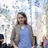 Portrait of a photographer (avatar) Татьяна