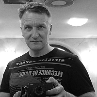 Portrait of a photographer (avatar) Анохин Александр