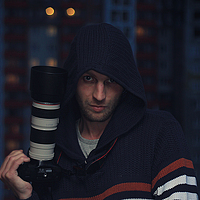 Portrait of a photographer (avatar) Дмитрий Тикунов (Dmitry Tikunov)