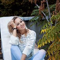 Portrait of a photographer (avatar) Антонина