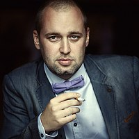 Portrait of a photographer (avatar) Рафаэль Галимов (Rafael Galimov)