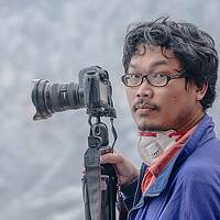 Portrait of a photographer (avatar) Sasin Tipchai