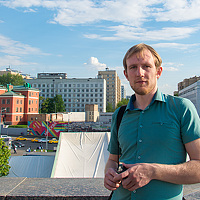 Portrait of a photographer (avatar) Артём (Artem)