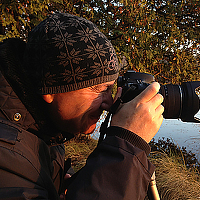 Portrait of a photographer (avatar) G A S