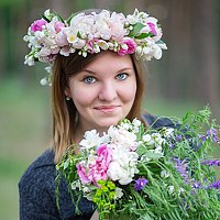 Portrait of a photographer (avatar) Катерина Ровенская (Katerina Rovenskaya )