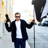 Portrait of a photographer (avatar) Денис Вершинин (Denis Vershinin)