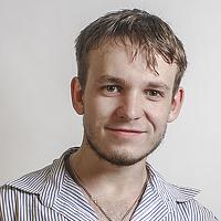 Portrait of a photographer (avatar) Вознесенский Никита